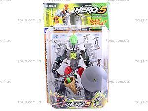 Детский трансформер «Hero 5», 006-19, toys.com.ua