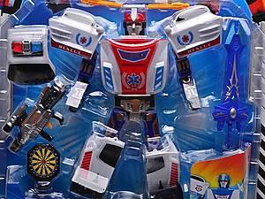 Детский трансформер «Полицейская машина», 3-13, игрушки