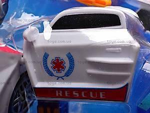 Детский трансформер «Полицейская машина», 3-13, детские игрушки