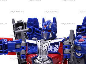 Детский трансформер «Робот-грузовик», 3-2, купить