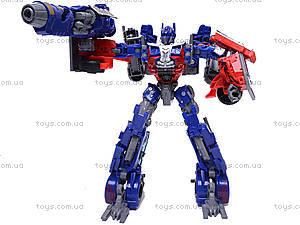 Детский трансформер «Робот-грузовик», 3-2