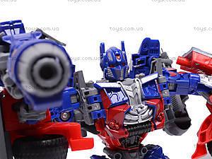 Детский трансформер «Робот-грузовик», 3-2, фото