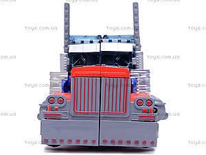 Детский трансформер «Робот-грузовик», 3-2, отзывы
