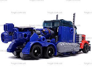 Детский трансформер «Робот-грузовик», 3-2, игрушки