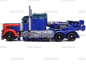 Детский трансформер «Робот-грузовик», 3-2, детские игрушки
