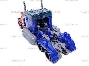 Детский трансформер «Робот-грузовик», 3-2, магазин игрушек