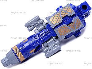 Детский трансформер «Робот-грузовик», 3-2, toys