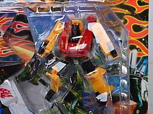 Детский трансформер-робот, игрушечный, 8760, отзывы