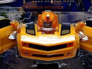 Детский трансформер Super Car, 332, отзывы