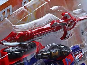 Детский трансформер Super Change Robot, 8-25, фото