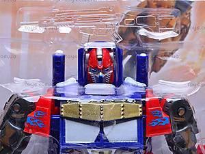 Детский трансформер Super Change Robot, 8-25, цена