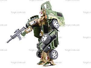 Детский трансформер «Войны земли», 899-2, детские игрушки