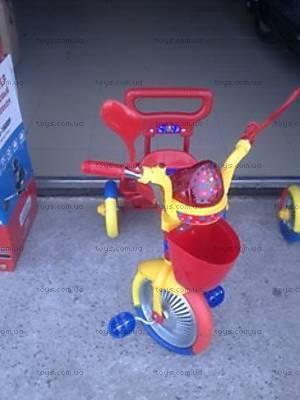 Детский трехколесный велосипед, LH 03918 A