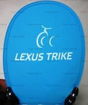 Детский трехколесный велосипед «Lexus Trike», KR-01 СИН, купить