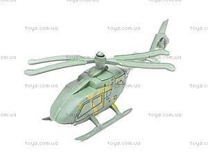 Детский трейлер с вертолетом, 6899-FD, купить