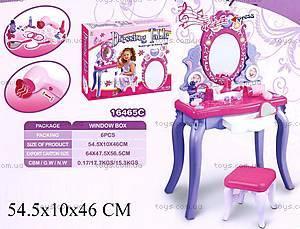 Детский туалетный столик, с аксессуарами, 16465C