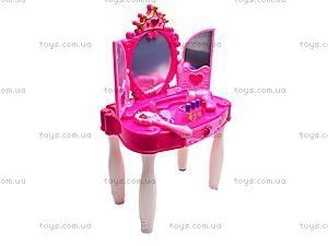 Детский туалетный столик с аксессуарами, 661-35A, купить