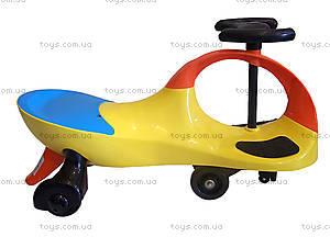 Детский твисткар, желтый, T-V200Y, купить