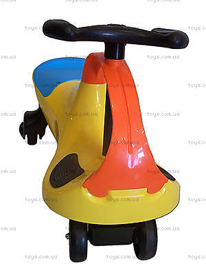 Детский твисткар, желтый, T-V200Y, фото