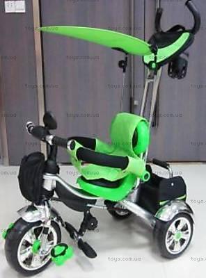 Детский велосипед «Lexus Trike», KR-01 ЗЕЛ