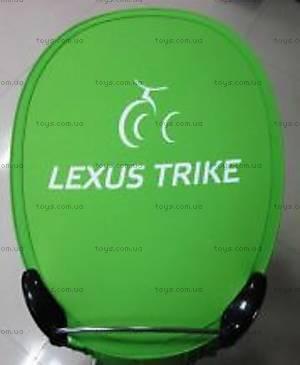 Детский велосипед «Lexus Trike», KR-01 ЗЕЛ, купить