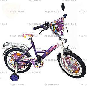 Детский велосипед «Лунтик», P1233L