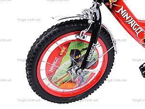 Детский велосипед Ninjago, P1644N, цена