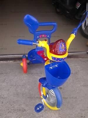 Детский велосипед с тремя колесами, LH 03918 B