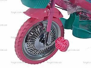 Детский велосипед, трехколесный, CT-117A4, отзывы