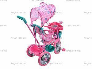 Детский велосипед, трехколесный, CT-117A4, магазин игрушек