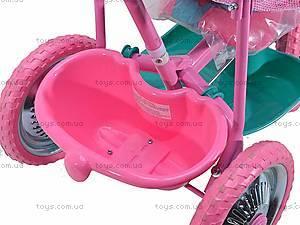 Детский велосипед, трехколесный, CT-117A4, toys.com.ua