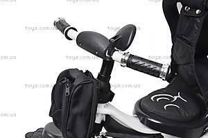 Детский велосипед трехколесный «Lexus Trike», KR-01 БЕЛ, цена