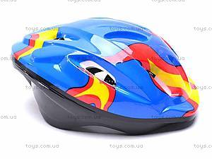 Детский велосипедный шлем, 10-292, игрушки