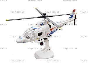 Детский вертолет на подставке, A109, фото