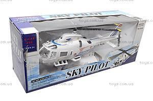 Детский вертолет на подставке, A109