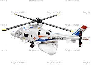 Детский вертолет на подставке, A109, отзывы