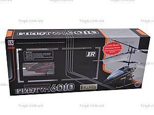 Детский вертолет на радиоуправлении, 6010, фото