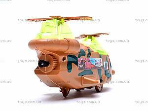 Детский вертолет с запуском, 0168-4, купить
