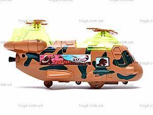 Детский вертолет с запуском, 0168-4, фото