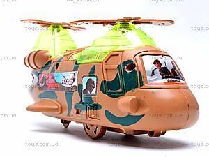 Детский вертолет с запуском, 0168-4, цена