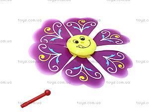 Детский ветрячок «Цветочек», 2470-4, цена