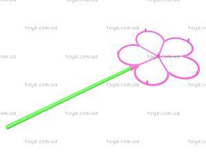 Детский ветрячок «Цветочек», 2470-4, игрушки