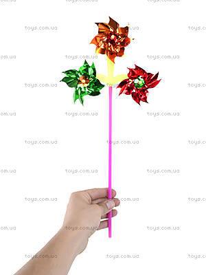 Детский ветрячок «Цветок», W02-1249, купить