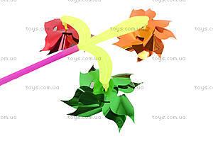 Детский ветрячок «Цветок», W02-1249, отзывы