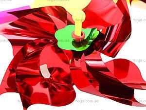 Детский ветрячок «Цветок», W02-1249, цена