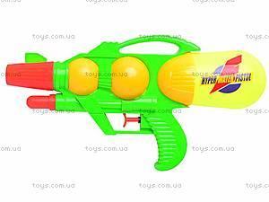 Детский водяной пистолет с помпой, 403
