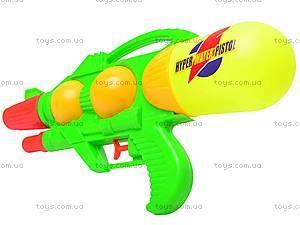 Детский водяной пистолет с помпой, 403, фото
