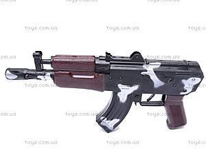 Детский военный автомат, 7725, цена