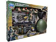 Детский военный набор Combat Force, 33570, отзывы
