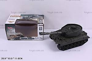 Детский военный танк, 5869